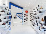 Retail Wink boutique footwear Kissmiklos