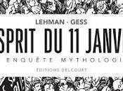 L'Esprit janvier Enquête Mythologique chronique mystique
