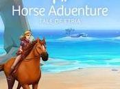 Ubisoft lance Horse Adventure Tale Etria l'App Store Google Play
