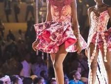 FIMA 2016 Festival International Mode Afrique, Agadez Niger