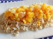 Méli-mélo savoureux courge, Ocas Pérou lentilles corail (Vegan)
