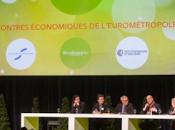 Isabelle Kocher, invitée exceptionnelle Rencontres économiques 2017 l'Eurométropole