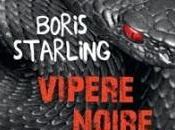 Vipère noire Boris Starling