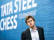 Tata Steel: Magnus Carlsen rate coups
