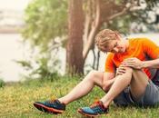 Bursite patte d'oie causes, symptômes traitement
