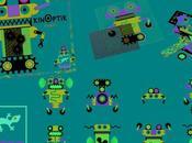 illusions d'optiques avec KinOptik Robots Djeco