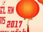 Playlist special Nouvel Chinois 2017 Bernay-radio.fr…