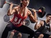 routine fitness vegan musclée