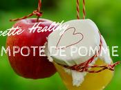 Délicieuse compote pomme faite maison