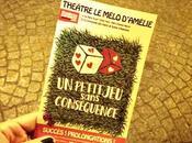 petit sans conséquence théâtre mélo d'Amélie