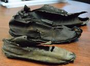 butin chaussures romaines Vindolanda