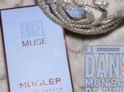 Nouveau concours Tentez gagner parfum Angel Muse Mugler