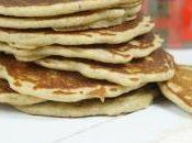 Pancakes Farine Noir