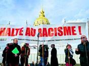 #Racisme :@Bordeaux7 illustre article avec photo d'extrême-droite #Agrif #PesteBrune