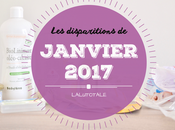 disparitions Janvier 2017