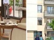 nouvelle résidence services Nice pour groupe Réside Etudes