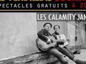 Vendredis Country avec Calamity Jane