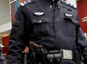 Appeler police Shanghai