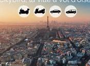 Citybird laissez-vous séduire concept Moto Taxi