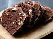 Cake chocolat praliné noisettes