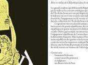 Beaux Arts Paris Manifesto d'Antigone Marianne Février Avril 2017