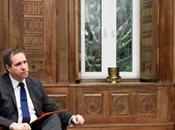 Europe offre tribune tortionnaire #Assad