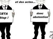 Hamon, CETA rire pleurer