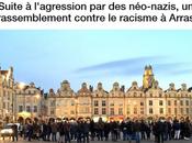 agression raciste d'#Arras terrorisme d'extrême droite porte trop) bien.