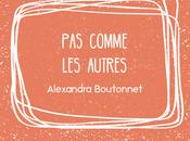 comme autres d'Alexandra Boutonnet
