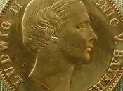 Monnaies frappées sous Louis Bavière dans collections bavaroises
