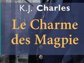 "Chronique charme Magpie"" K.J. Charles"