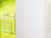 INTERIEUR Three colorful studios Budapest
