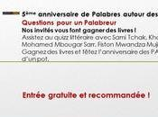 Question pour palabreur