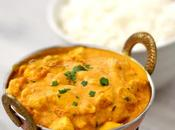 Indian Butter Chicken curry pour voyager
