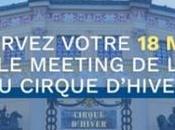 l'ADMD pour notre meeting mars Cirque d'Hiver