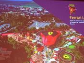 Ferrari Land nous réserve nouveau parc d'attractions