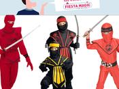 Deguisement Ninja enfant