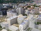 Lyon Living projet urbain exemplaire