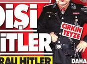 torchon turc #Gunes, voix maître #Erdogan, banalise nazisme #PesteBrune