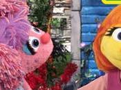 Julia, personnage autiste, fait entrée dans Sesame Street