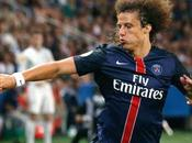 David Luiz retour Paris