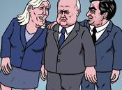 Bruno Roux, Marine Pen, François Fillon, même combat