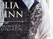 Chronique Bridgerton Benedict Julia Quinn