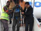 Plus Ivoiriens évacués Libye