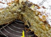 Gâteau panais sirop d'érable Parsnip Maple Syrup Cake