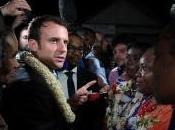 Lapsus d'Emmanuel Macron L'île Guyane