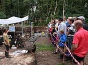 importante découverte archéologique l'âge Vikings Danemark