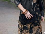 #224 robe longue pour coachella