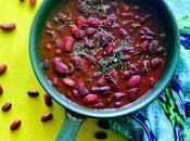 Fricassée haricots rouges Mauricienne idéale pour accompagner rougaille