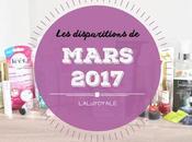 disparitions Mars 2017